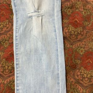 Levi's Jeans - Levi's high rise ankle straight 12 jeans